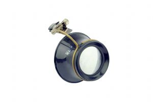 Eyeglass Loupe, Clip On Magnifier